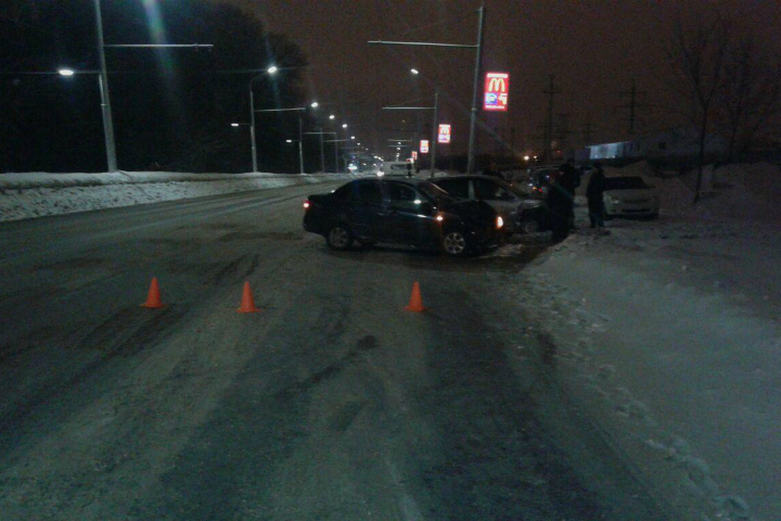Три человека пострадали вДТП на«пьяной дороге» вУфе
