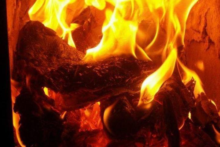 ВТатарстане впожаре вбудке охранника умер мужчина