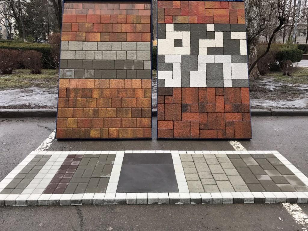 Плитку натротуарах вцентре Ростова снова поменяют