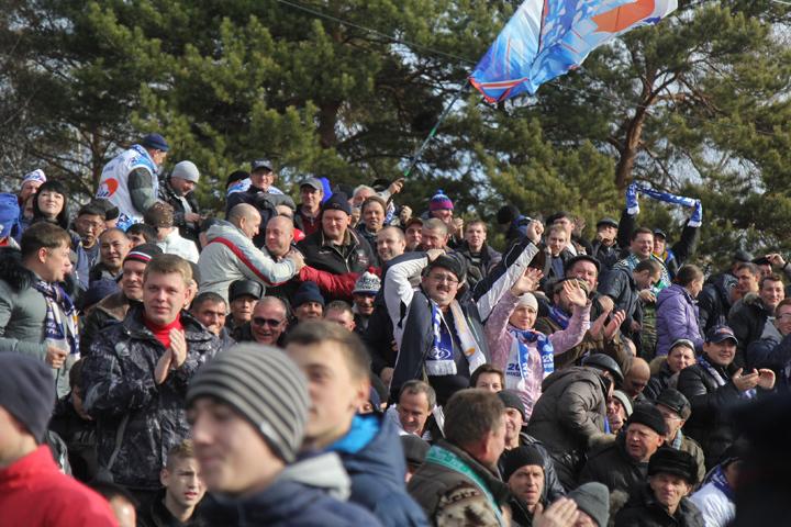 Вход наоставшиеся матчи «Водника» вчемпионате РФ побенди будет свободным