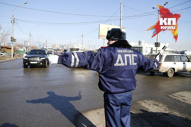 Завыходные тамбовские полицейские задержали 60 нетрезвых водителей