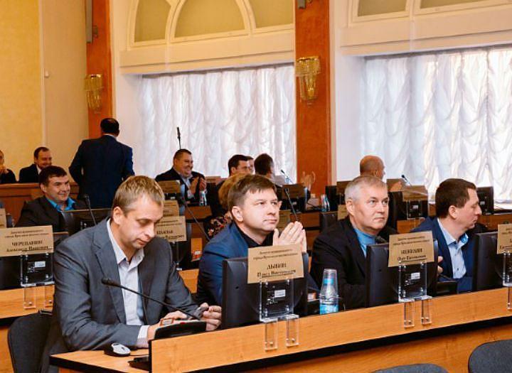 Мэром Ярославля официально избран и.о. градоначальника Слепцов