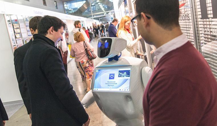 Вмосковском метро появится робот-помощник