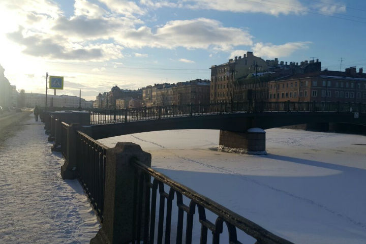 ВПетербурге сегодня может быть установлен новый температурный рекорд