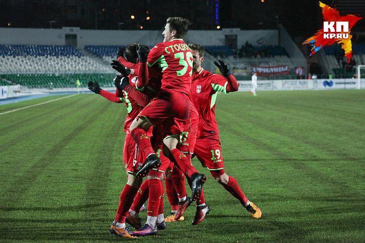 «Уфа» впервый раз вистории вышла вполуфинал Кубка Российской Федерации пофутболу