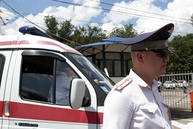 ВКореновске нетрезвый шофёр ВАЗа сбил женщину и исчез сместа ДТП