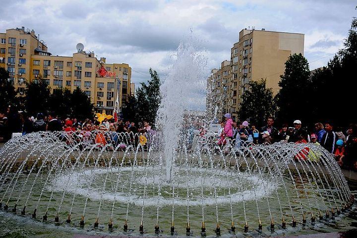 Наблагоустройство дворов вКузбассе направят 893 млн руб.