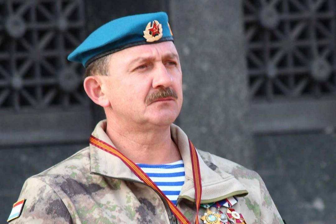 Аксенов сократил командира полка Народного ополчения Крыма Турчаненко