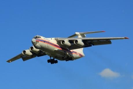 Самолет МЧС доставит вПетербург детей для оказания импрофессиональной врачебной помощи