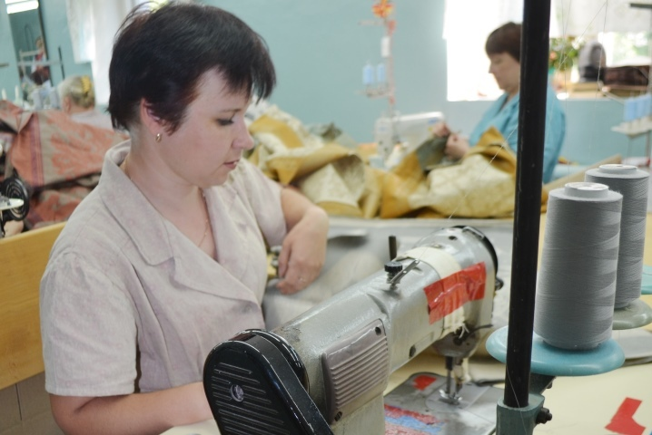 ВВолгоградской области выросло производство текстильных изделий