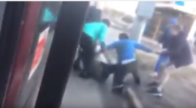 ВТуле неизвестные избили водителя троллейбуса