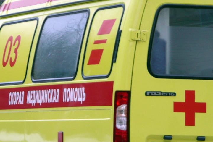 ВОктябрьском районе вДТП три человека получили травмы
