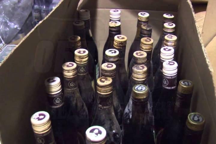 ВБагратионовске сотрудница милиции  нелегально  сожгла спирт  итабак на млн  руб.