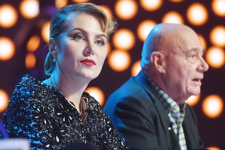 Литвинова иПознер принесли извинения танцору-инвалиду на«Минуте славы»