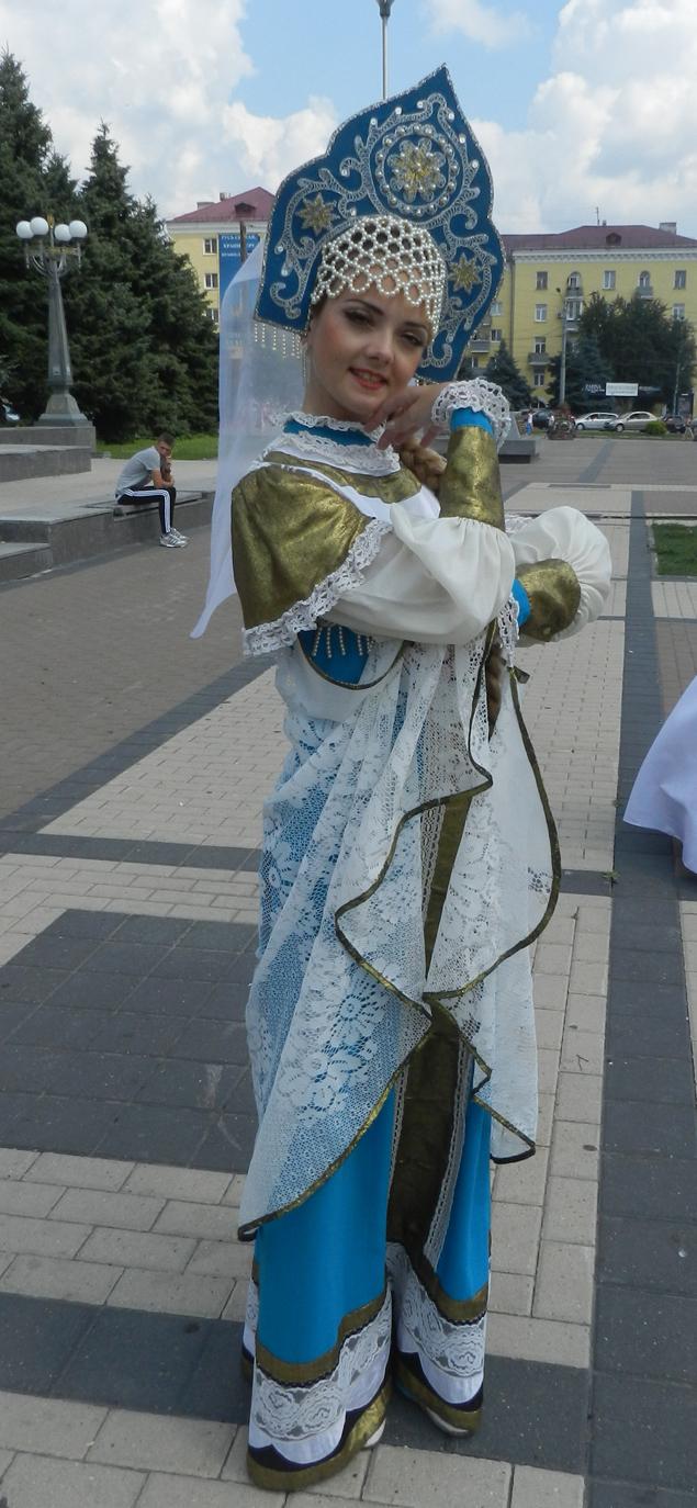 Василиса премудрая костюм