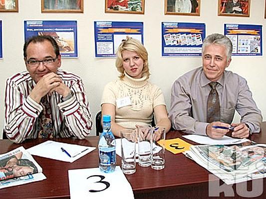 Фото: Олег УКЛАДОВ. Читайте: «Представители барнаульских банков приняли участие в брейн-ринге»