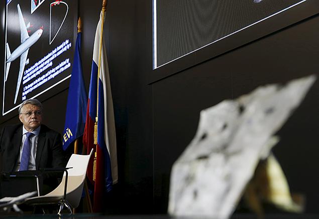 """Генеральный директор """"Алмаз-Антей"""" Ян Новиков Фото: REUTERS"""