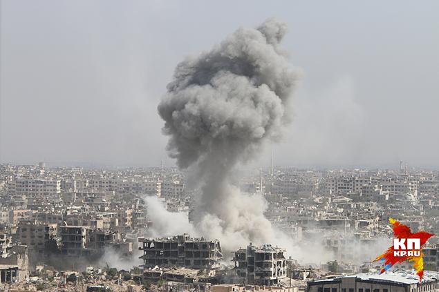 Сирия – это не только война Фото: Александр КОЦ, Дмитрий СТЕШИН