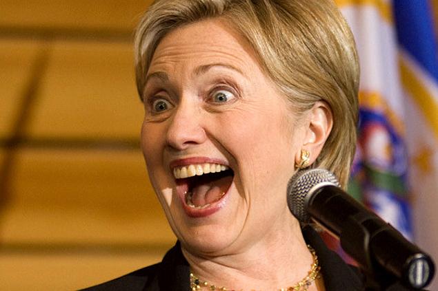 Мадам Клинтон скорее всего обманет ожидания уфологов.