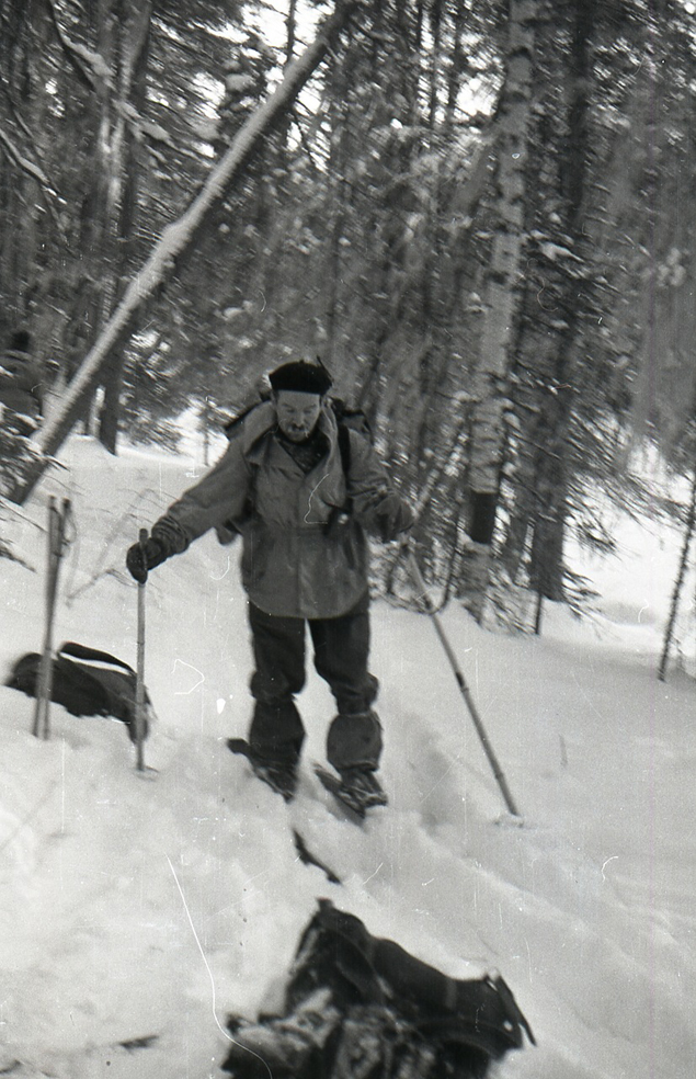 Золотарев - фото из последнего похода Фото: Николай ВАРСЕГОВ