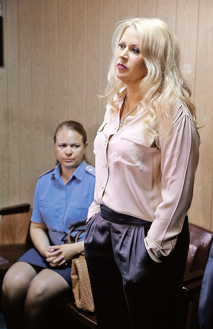 Васильеву приговорили к пяти годам, но затем досрочно освободили. В колонии она провела 34 дня. Фото: Михаил ФРОЛОВ
