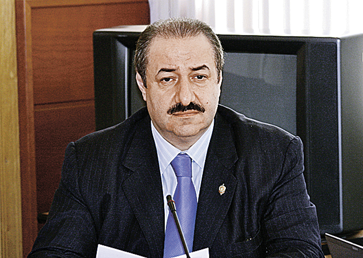Фазиль Измайлов- бывший глава управы района Сокол и владелец павильонов у метро «Сокол». Фото: ТАСС