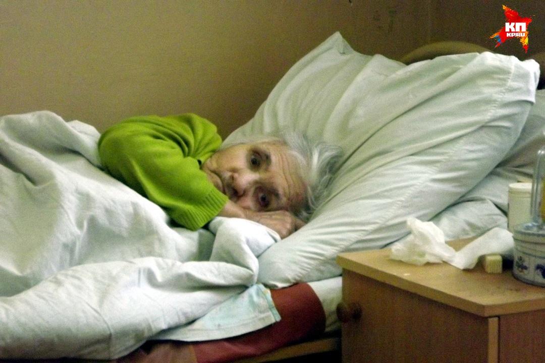 Тут доживают свой век одинокие старики. Фото: Василий ХОДАРЕВ