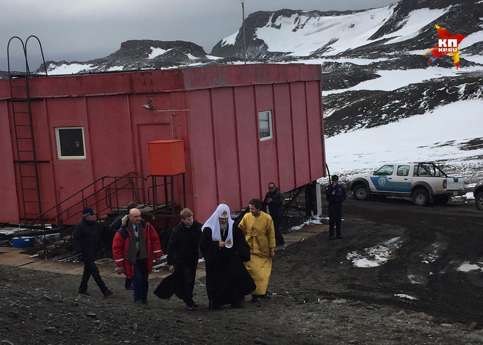 Антарктида - это единственное место, где нет оружия, никакой военной деятельности, не ведется никаких научных исследований, направленных на появление новых средств уничтожения людей Фото: Елена ЧИНКОВА