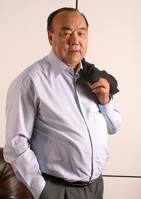 Муртаза Рахимов, которого народ ласково называл Бабаем, правил республикой целых 17 лет. Фото: пресс-служба