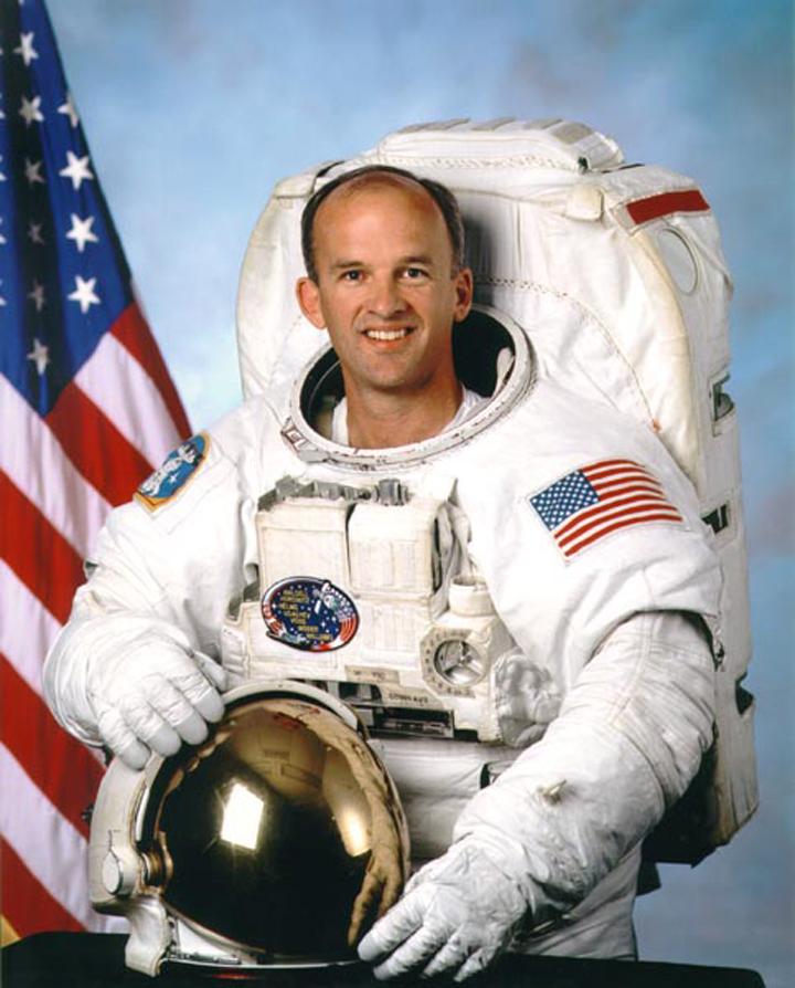 Астронавт Джеффри Уилльямс - зачастил на МКС.