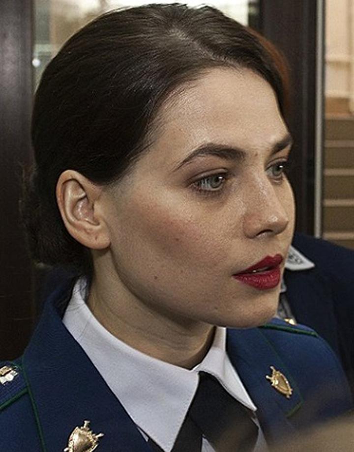 Коллеги уверяют: это будет звездная работа Снигирь, которая поднимет актрису на новый профессиональный уровень Фото: кадр из фильма