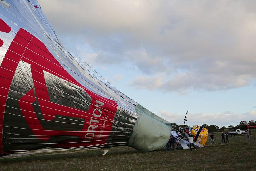 Невероятный перелет Федора Конюхова вокруг Земли окончен