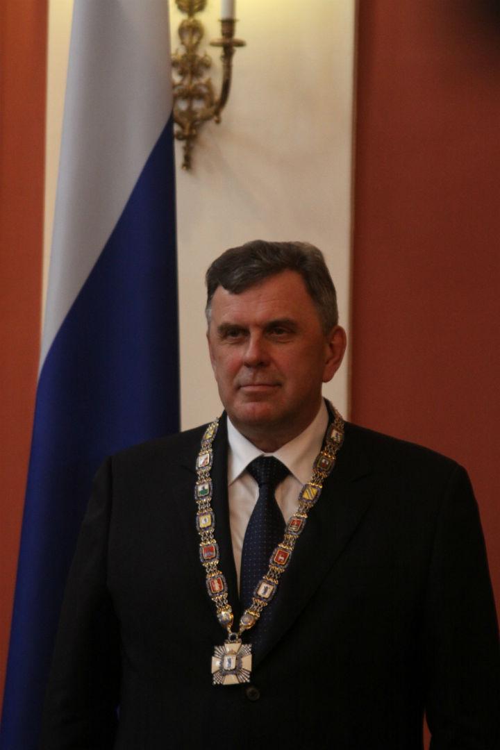 Сергей Ястребов Фото: Елена ВАХРУШЕВА