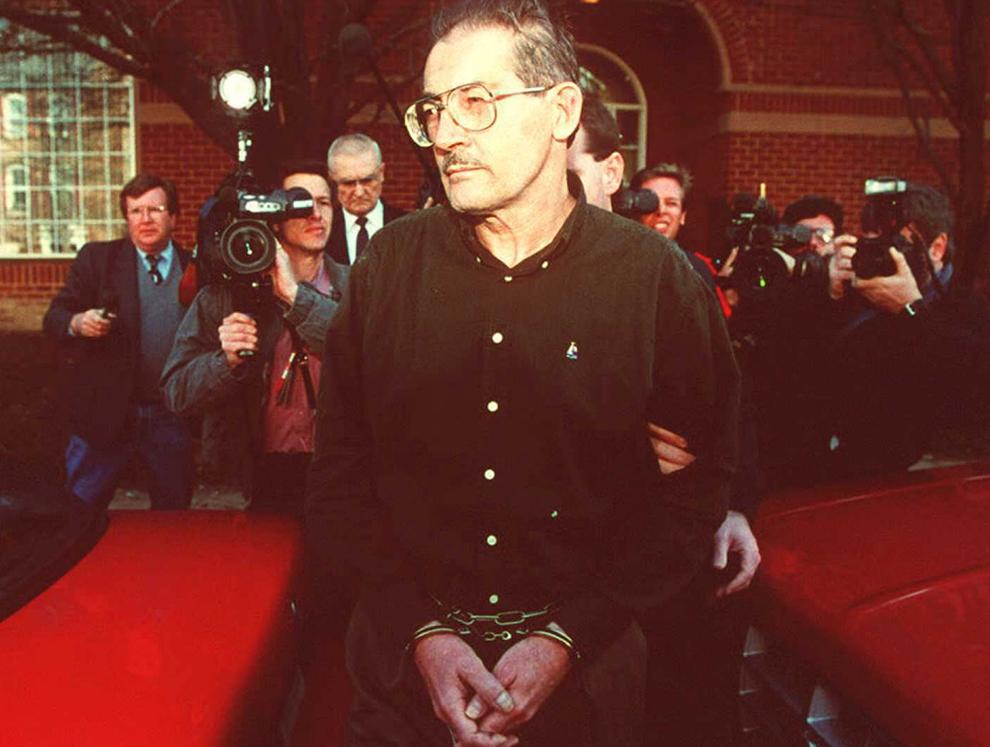Олдрич Эймс, начальник советского отдела ЦРУ. Он работал на Москву почти 10 лет вплоть до провала в 1994 году Фото: EAST NEWS
