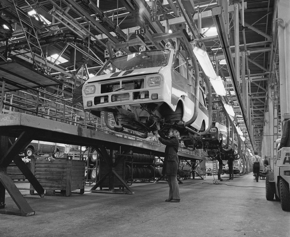 """Промышленности в Прибалтике не осталось никакой. """"Шилялиса"""", ВЭФа, Завода Топливной Аппаратуры, знаменитых ВЕНТА и РАФ, ничего этого там больше нет"""