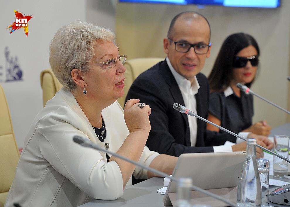 Ольга Васильева: Школьники должны заниматься общественно-полезной деятельностью как вСССР