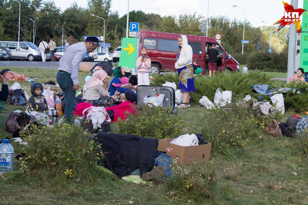 Бушарди очеченцах вБресте: мынеповлияем напольскую погранслужбу