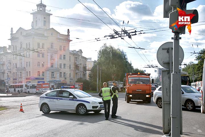 Сообщение оминированииТЦ «Гигант» вЯрославле оказалось ложным