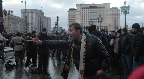 «Политики новой волны» на Манежной площади. Что с ними делать - гонять милицией или вести уважительный диалог?