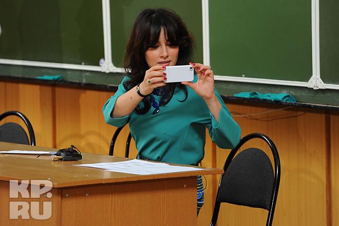 Тина Канделаки Фото: Мила СТРИЖ