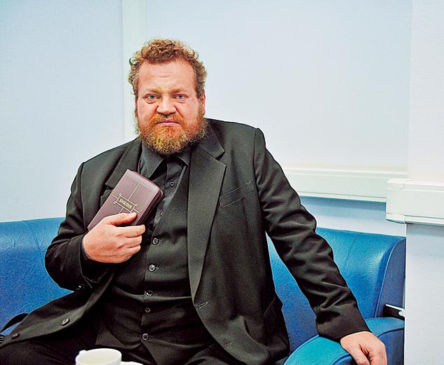 Протоиерей Олег Стеняев Фото: Евгения ГУСЕВА