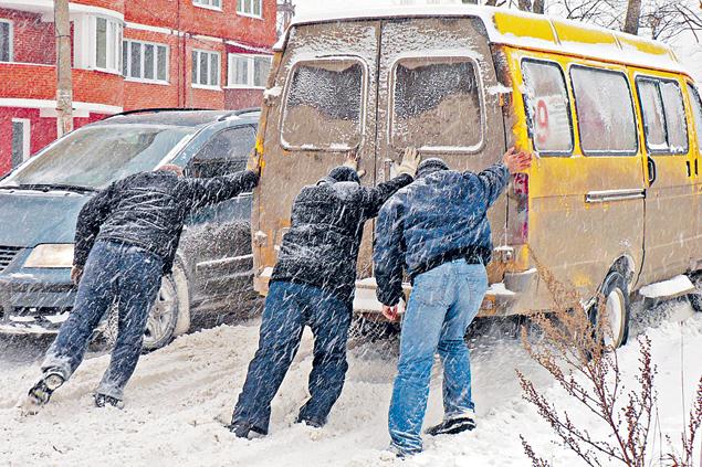 На смену потрепанным «Газелям» придут автобусы с кондиционерами и ГЛОНАСС