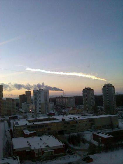 Многие считают, что взорвался военный самолет