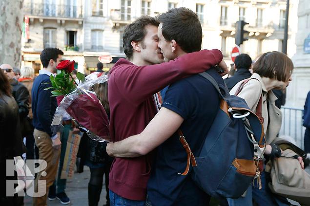 В повестке дня Европы – гей-женитьбы на приёмных детях Фото: REUTERS