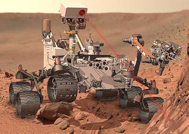 Предсказание: К 2014 году беспилотные корабли достигнут Марса