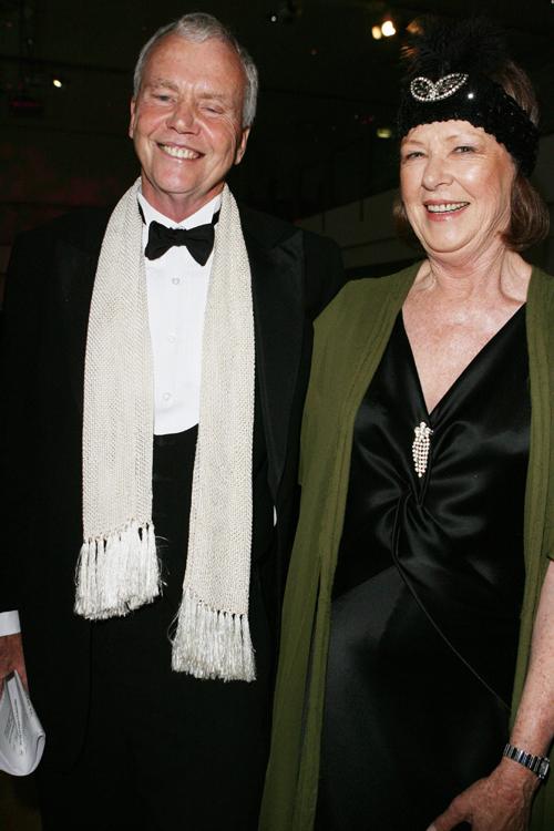 Энтони Кидман с женой. Фото: SPLASH NEWS