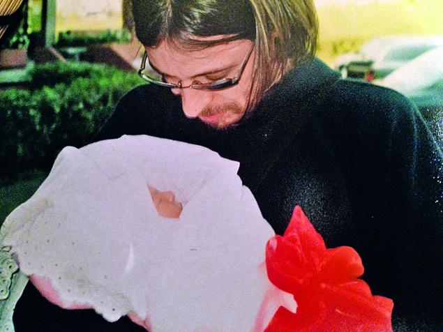 Со дня рождения дочери прошло уже 11 лет. Найк уверен, что у Вики его характер. Фото: личный архив.