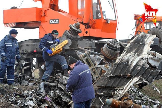 Малайзийский «Боинг» сбил украинский летчик Фото: Виктор ГУСЕЙНОВ