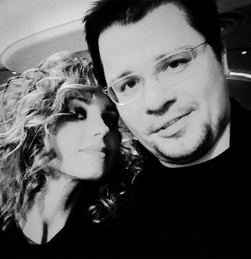 """Гарик """"Бульдог"""" Харламов прилетел в Майами с женой Фото: СОЦСЕТИ"""