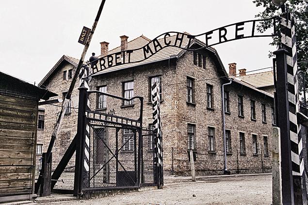 Освенцим - комплекс немецких концлагерей, существовавших на территории Польши в 1940 - 1945 годах. Фото: GLOBAL LOOK PRESS